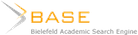 Logo of BASE search engine